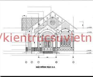 mau nha cap 4 nong thon 5 300x249 - Thiết kế nhà cấp 4 đẹp, Công năng tối ưu, Chuẩn phong thủy