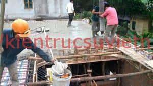 mot khoi be tong do duoc bao nhieu m2 300x169 - Một số lưu ý khi đổ bê tông mái nhà ở