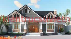 nha cap 4 dep 2018 300x163 - mẫu nhà 1 tầng rưỡi đẹp