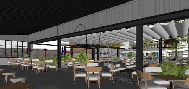 thiet ke quan cafe 1 - Các dự án thiết kế quán cafe đã thực hiện tại Đà Nẵng