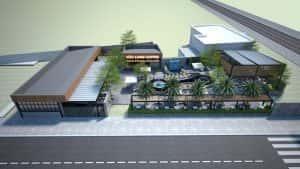 thiet ke quan cafe 1view 2 300x169 - Các dự án thiết kế quán cafe đã thực hiện tại Cần Thơ