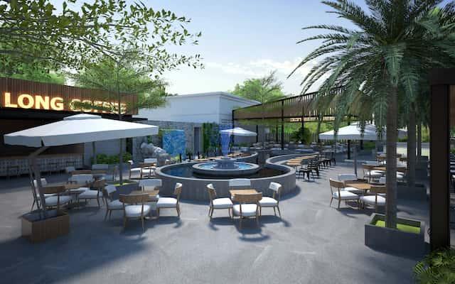 thiet ke quan cafe 1view 4 - Các dự án thiết kế quán cafe đã thực hiện tại Cần Thơ