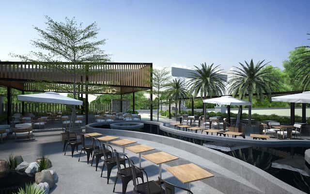 thiet ke quan cafe 1view 5 - Các dự án thiết kế quán cafe đã thực hiện tại Cần Thơ
