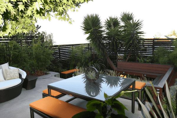 thiet ke san thuong dep 7 - Mẫu nhà biệt thự 3 tầng đẹp | Thiết kế biệt thự 3 tầng đẹp