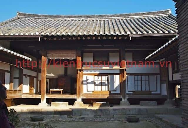 thiet ke nha han quoc 1 - 30 Mẫu nhà đẹp Hàn Quốc phong cách { Cực Đỉnh} năm 2018