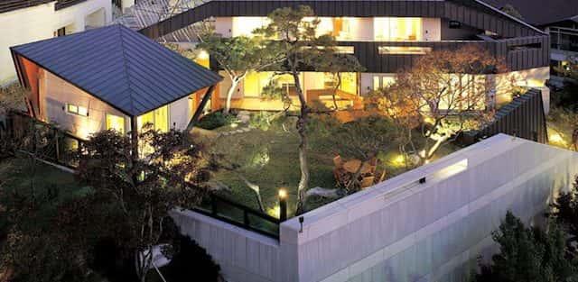 30 Mẫu nhà đẹp Hàn Quốc phong cách { Cực Đỉnh} năm 2018