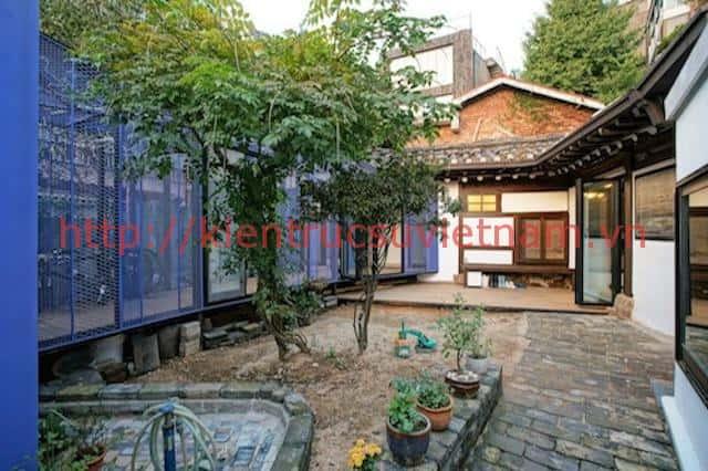 thiet ke nha han quoc dep 1 - 30 Mẫu nhà đẹp Hàn Quốc phong cách { Cực Đỉnh} năm 2018