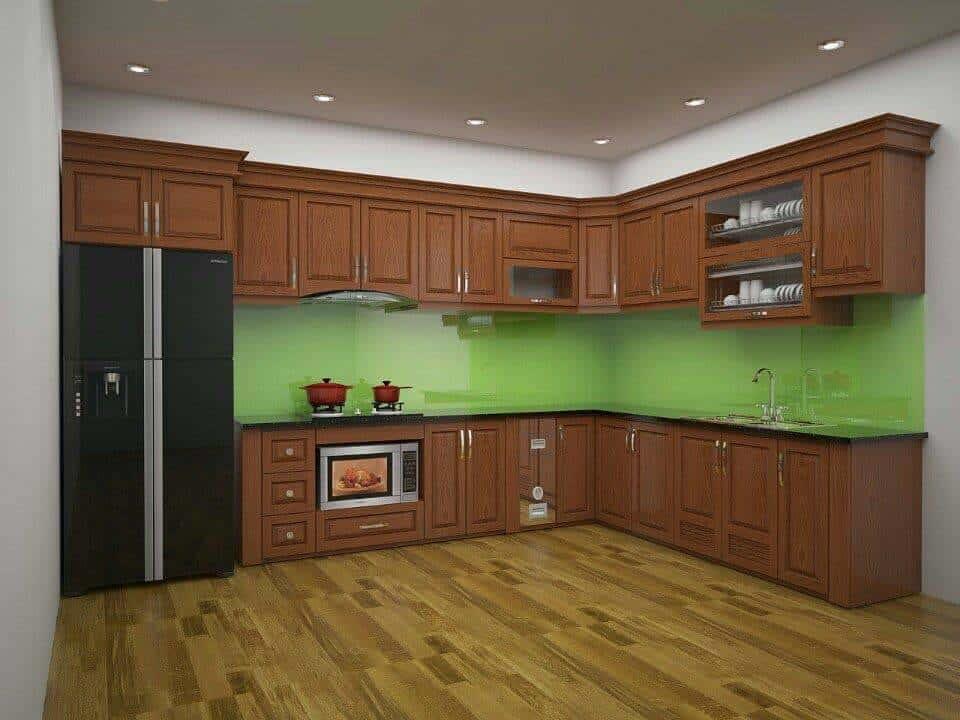 17352425 340774722984478 6829538361288863643 n - 10 mẫu tủ bếp hiện đại thông minh giúp bạn tiết kiệm không gian bếp