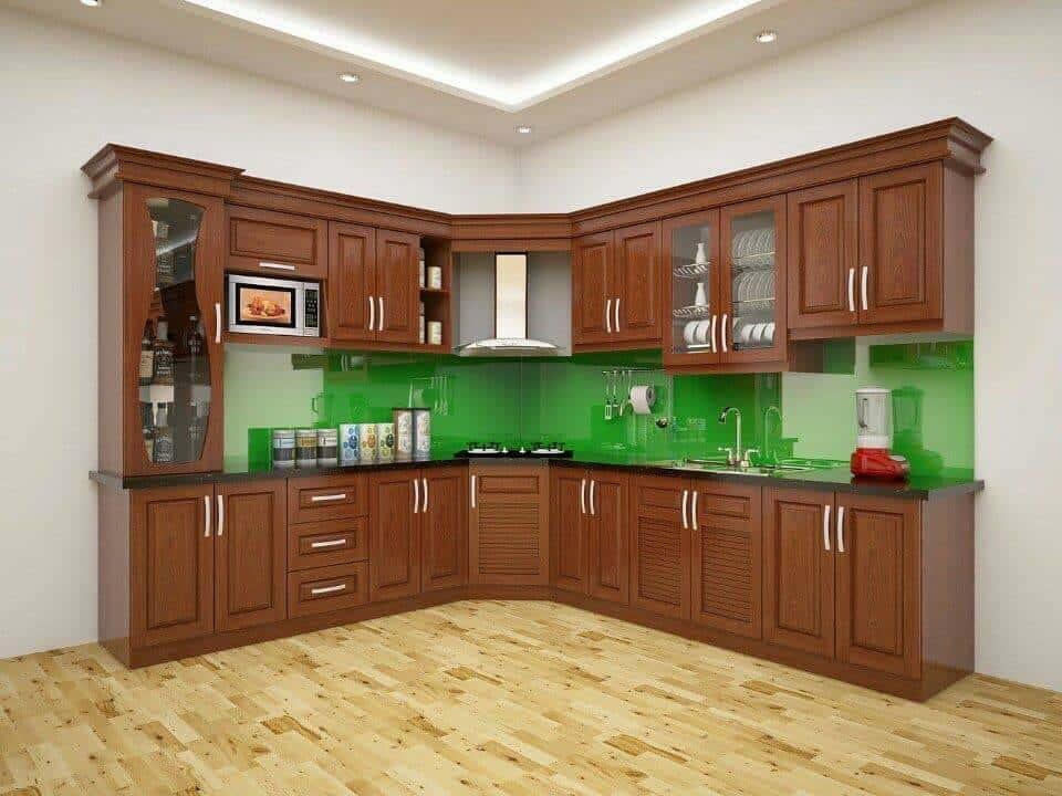 17353322 340774619651155 3837532410808386111 n - 10 mẫu tủ bếp hiện đại thông minh giúp bạn tiết kiệm không gian bếp