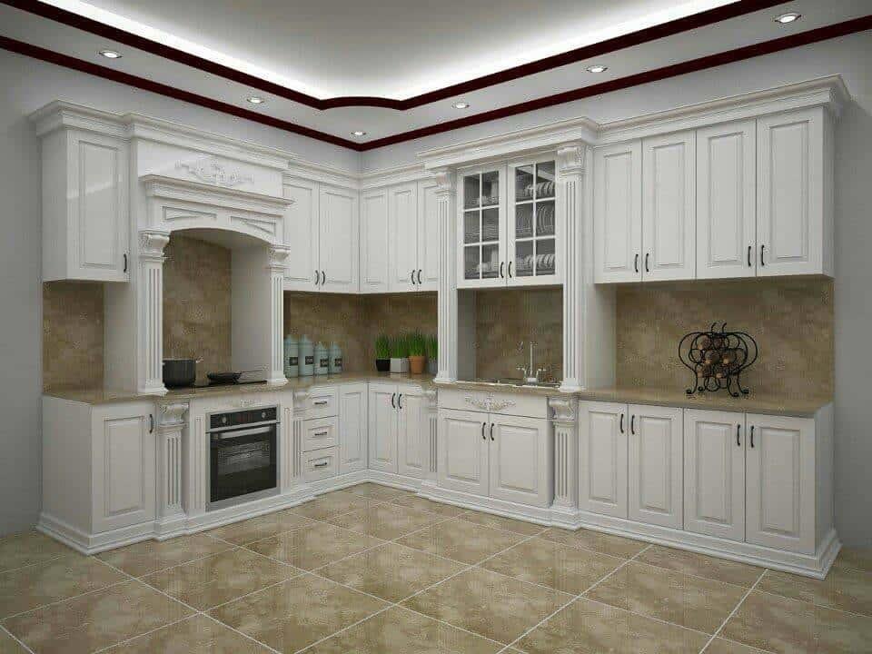17362720 340774629651154 7191708172521954243 n - 10 mẫu tủ bếp hiện đại thông minh giúp bạn tiết kiệm không gian bếp