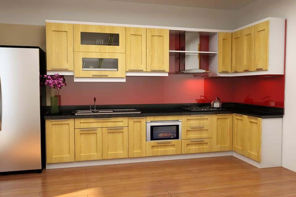 29243806 498300627231886 3824572480915485366 n - 10 mẫu tủ bếp hiện đại thông minh giúp bạn tiết kiệm không gian bếp