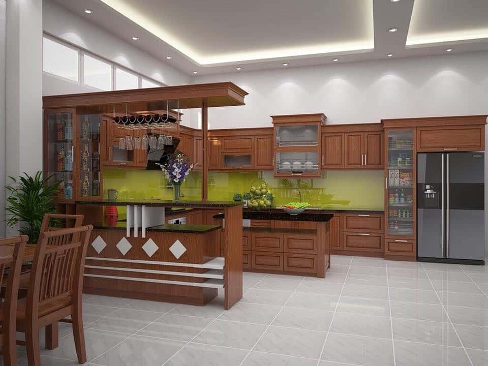 29244372 497904450604837 6492847463918874903 n - 10 mẫu tủ bếp hiện đại thông minh giúp bạn tiết kiệm không gian bếp