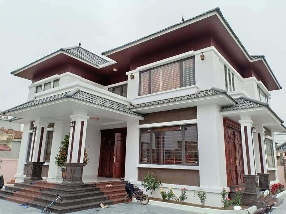 81997010 121415419369253 8372037414876610560 n - Thiết kế biệt thự 2 tầng mái thái đẹp và chuyên nghiệp
