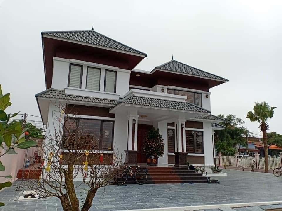 82581648 121415426035919 7284409398967926784 n - Thiết kế biệt thự 2 tầng mái thái đẹp và chuyên nghiệp