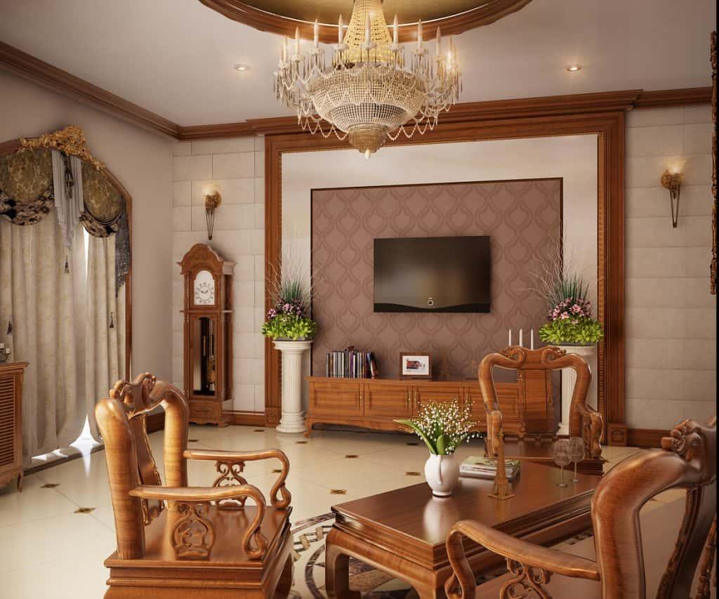 """947d0d0a8e0554437b45526a49104102 1024x853 - 100 mẫu nội thất phòng khách bằng gỗ gây """"SỐC"""" với lối thiết kế độc đáo"""
