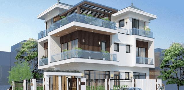 Thiết kế biệt thự mini 3 tầng đẳng cấp, tiện nghi và đa phong cách