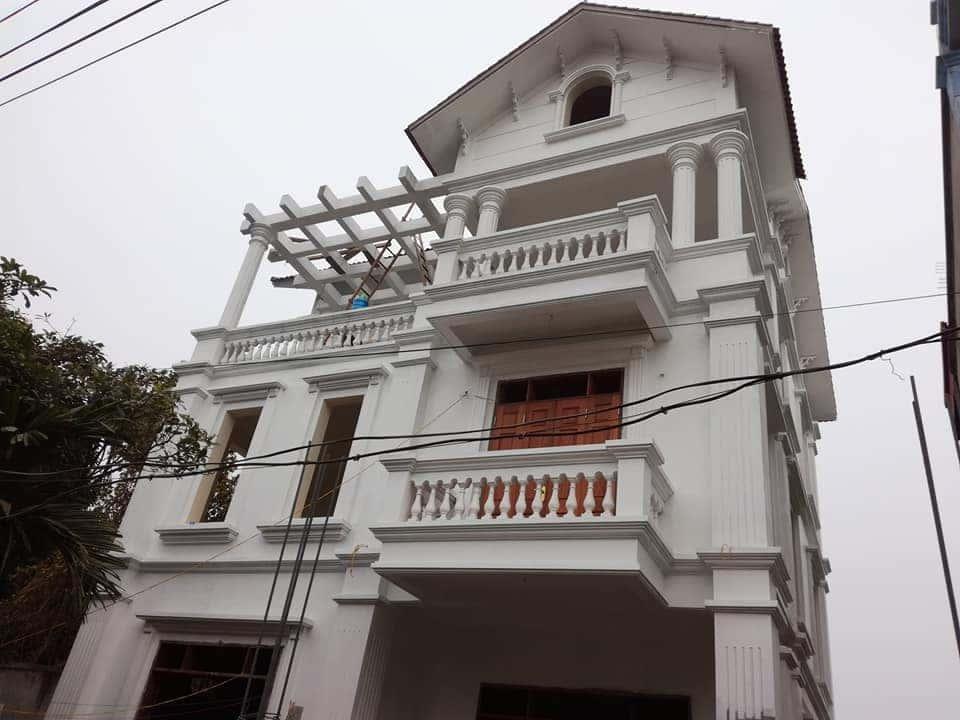 biet thu tan co dien - Bộ sưu tập mẫu thiết kế biệt thự phố đẹp và sang trọng