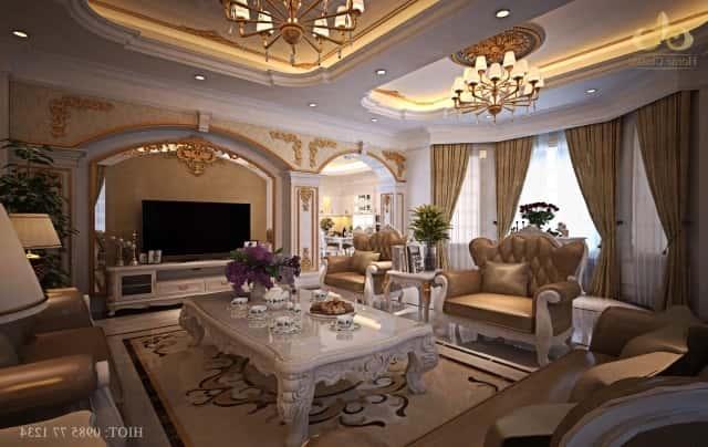 """gxu1479785303 - Bật mí những """"bí mật"""" của phong cách thiết kế nội thất tân cổ điển đẹp"""