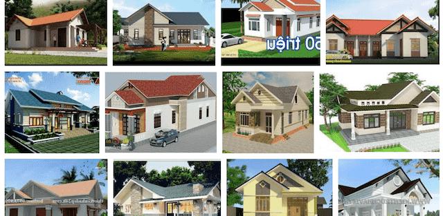 150 Mẫu nhà cấp 4 đẹp ở nông thôn giá rẻ ấn tượng với chi phí từ 250 triệu