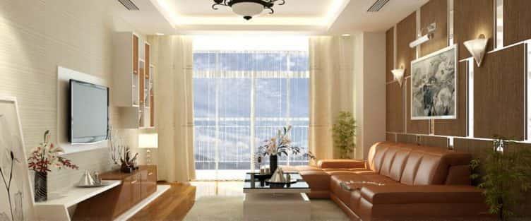 5 bí quyết hay để trang tí nội thất phòng khách chung cư không phải ai cũng biết