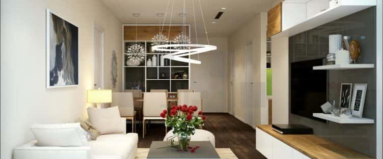 Tốp 10 mẫu thiết kế nội thất phòng khách biệt thự đẹp, sang trọng cao cấp
