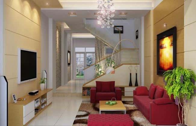 mau thiet ke noi that phong khach nha ong 2 - Thiết kế nội thất phòng khách - 4 bước đơn giản tạo nên không gian đẹp