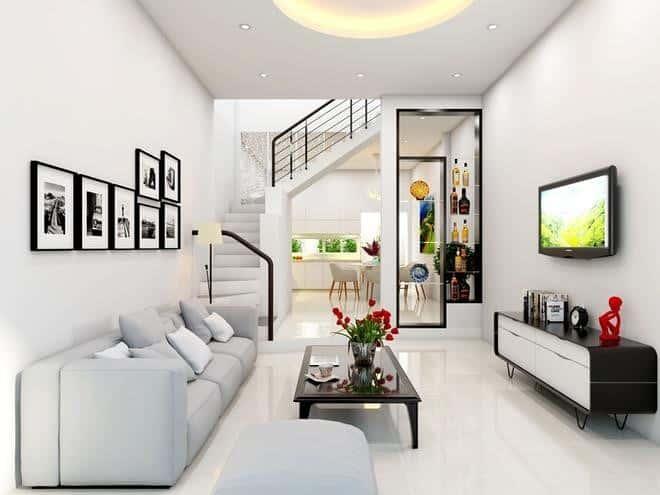 mau thiet ke noi that phong khach nha ong 5 - Thiết kế nội thất phòng khách - 4 bước đơn giản tạo nên không gian đẹp