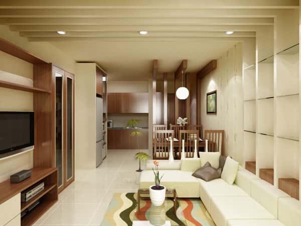 mau thiet ke noi that phong khach nha ong 6 - Thiết kế nội thất phòng khách - 4 bước đơn giản tạo nên không gian đẹp