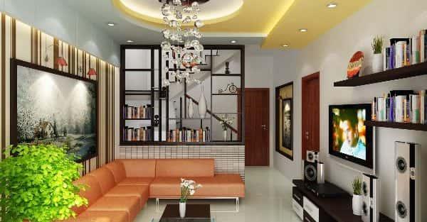 """Thiết kế nội thất phòng khách đẹp –> Tổng hợp 888 mẫu """"HOT"""" nhất hiện nay"""