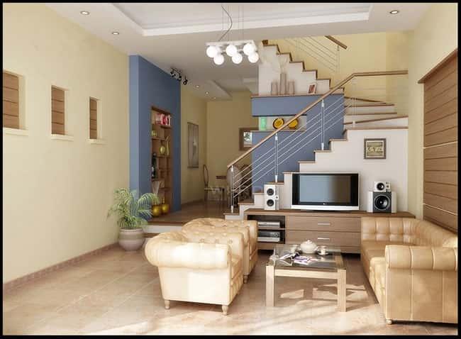 """mau thiet ke noi that phong khach nha ong 8 - Thiết kế nội thất phòng khách 25m2 với 20 mẫu """"ngon, bổ, rẻ"""" nhất"""
