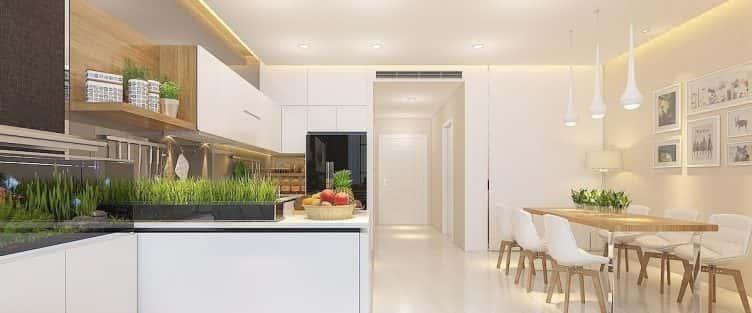 20 mẫu thiết kế nội thất chung cư hiện đại và sang trọng