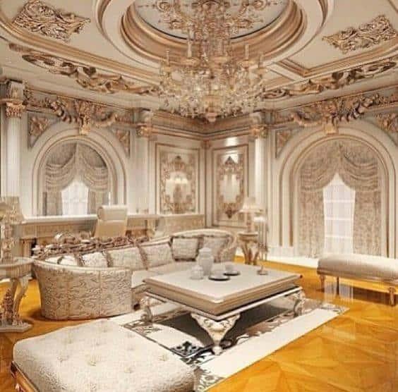"""noi that co dien 6 - Bật mí những """"bí mật"""" của phong cách thiết kế nội thất tân cổ điển đẹp"""