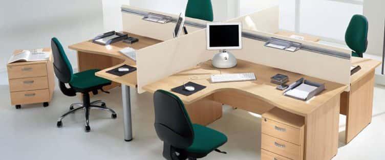 Những đánh giá sai lầm về nội thất văn phòng nhập khẩu