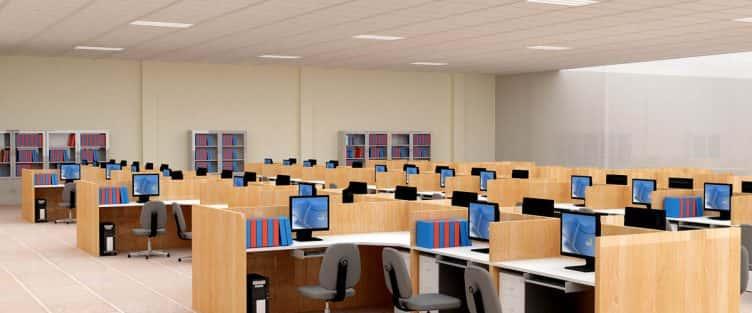 20 mẫu thiết kế nội thất văn phòng đẹp, giá rẻ nhưng chất