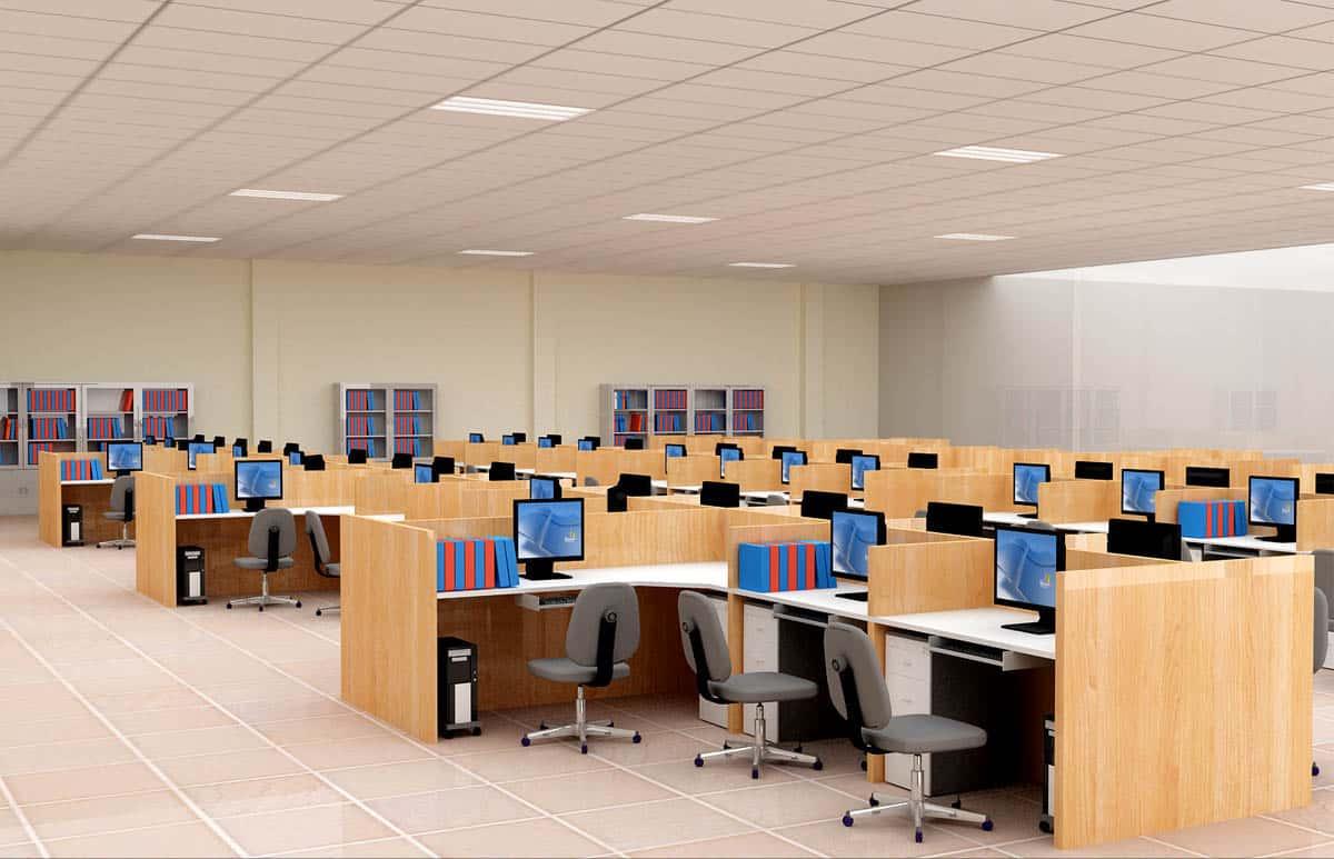 noi that hien dai 5 2 - Thiết kế nội thất văn phòng đẹp