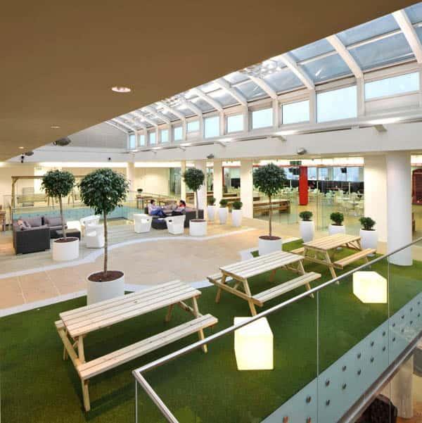 noithatvanphong7 - Thiết kế nội thất văn phòng đẹp