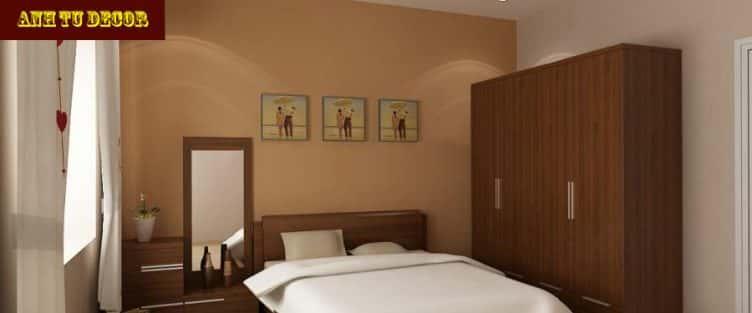 Khó đỡ với 9 mẫu phòng ngủ đẹp đơn giản tiện nghi