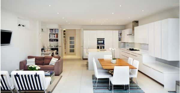 Ấn tượng với 100 mẫu nội thất phòng khách hiện đại có thiết kế độc đáo