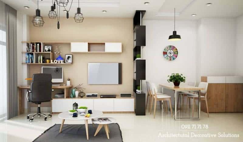 thiet ke noi that phong khach nho 16 - Thiết kế nội thất phòng khách nhỏ với 5 bí quyết đơn giản tại nhà