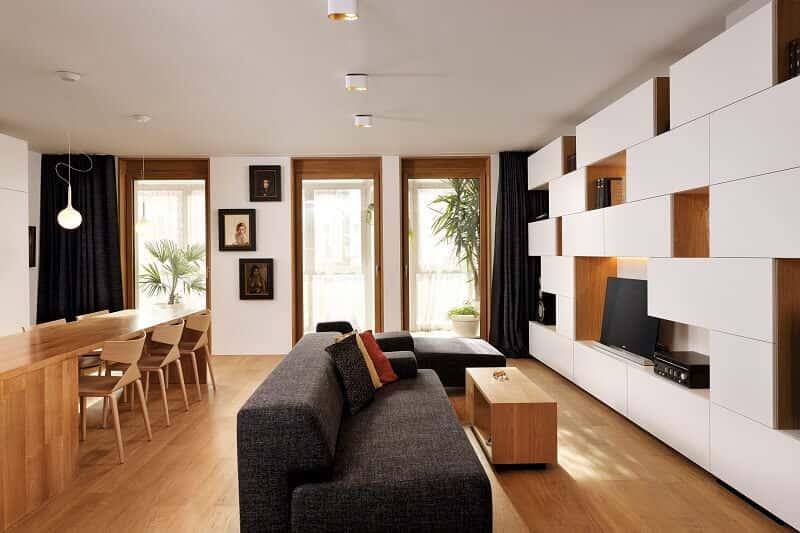 thiet ke noi that phong khach nho 19 - Thiết kế nội thất phòng khách đẹp