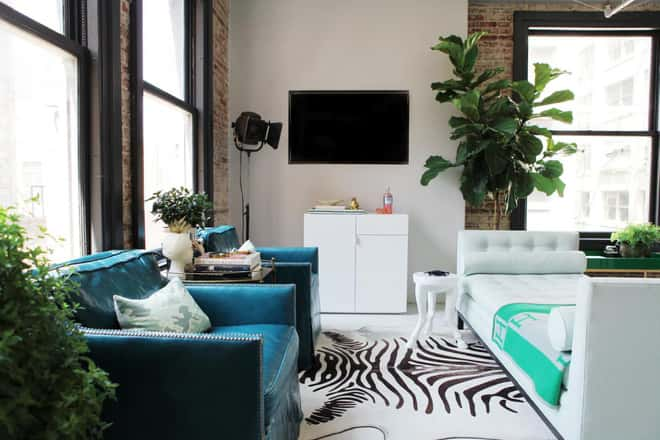 thiet ke noi that phong khach nho 6 1 - Thiết kế nội thất phòng khách nhỏ với 5 bí quyết đơn giản tại nhà