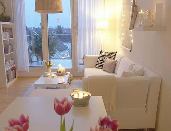 thiet ke noi that phong khach nho 9 1 - Thiết kế nội thất phòng khách nhỏ với 5 bí quyết đơn giản tại nhà