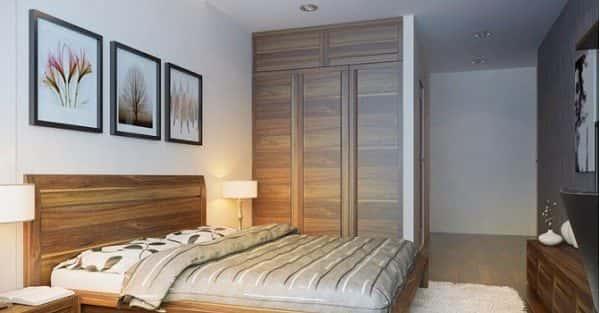 Thiết kế nội thất phòng ngủ hiện đại -> 9 mẫu mới nhất dành cho bạn
