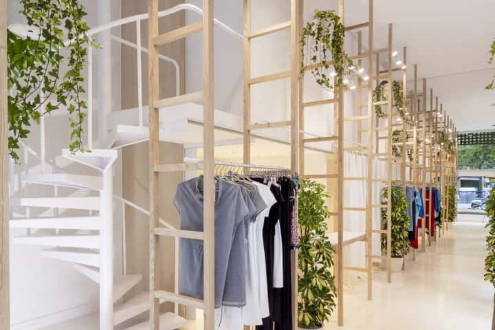 thiet ke noi that showroom 6 - Nội thất showroom