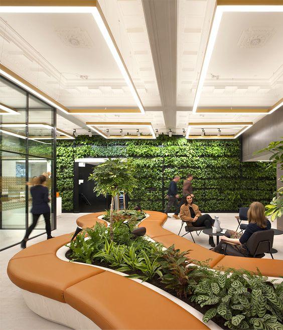 thiet ke noi that van phong 1 - Thiết kế nội thất văn phòng đẹp