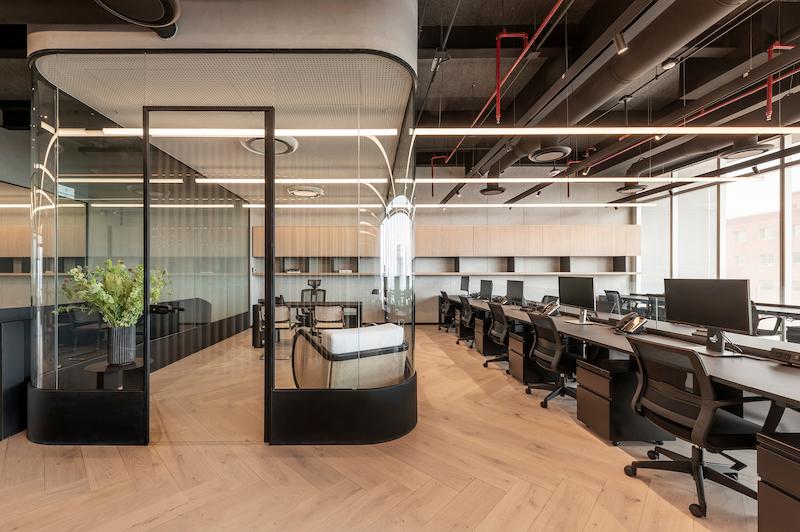 thiet ke noi that van phong tap doan da quoc gia 5 - Thiết kế nội thất văn phòng đẹp