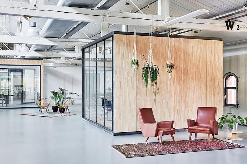 thiet ke noi that van phong - Thiết kế nội thất văn phòng đẹp