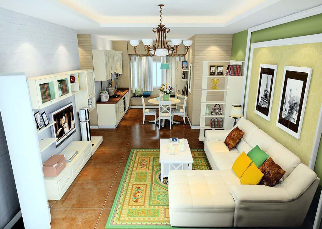 142324baoxaydung image001 1024x728 - 10 mẫu phòng khách liên thông với bếp đẹp ăn khách nhất hiện nay