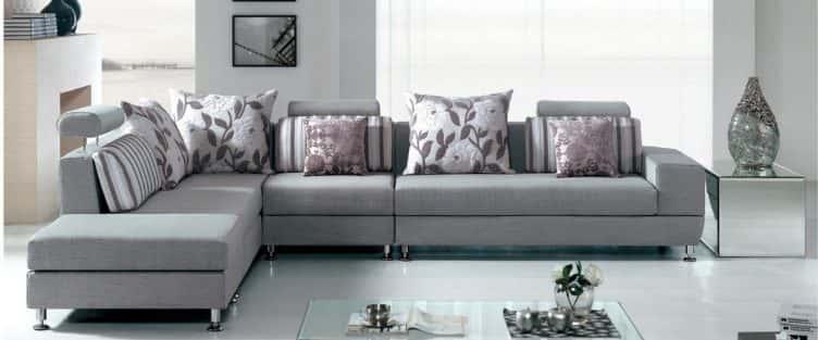 Ý tưởng thiết kế cho bàn ghế sofa phòng khách nhỏ gia đình