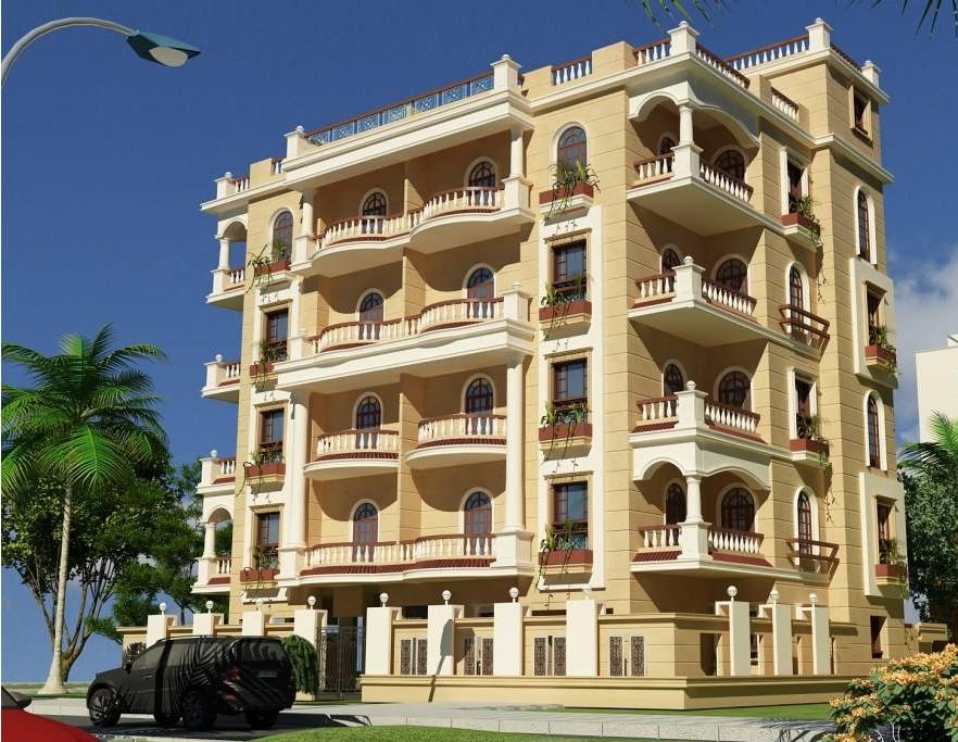 biệt thự 5 tầng 10 - 20 mẫu biệt thự 5 tầng đẹp đa phong cách